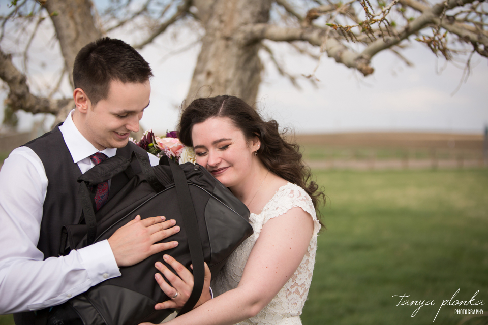 Bailey and Wes, Pavan Park wedding photos