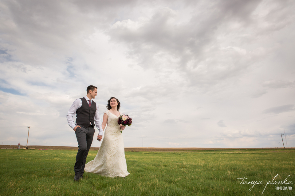 Bailey and Wes, Pavan Park outdoor spring wedding