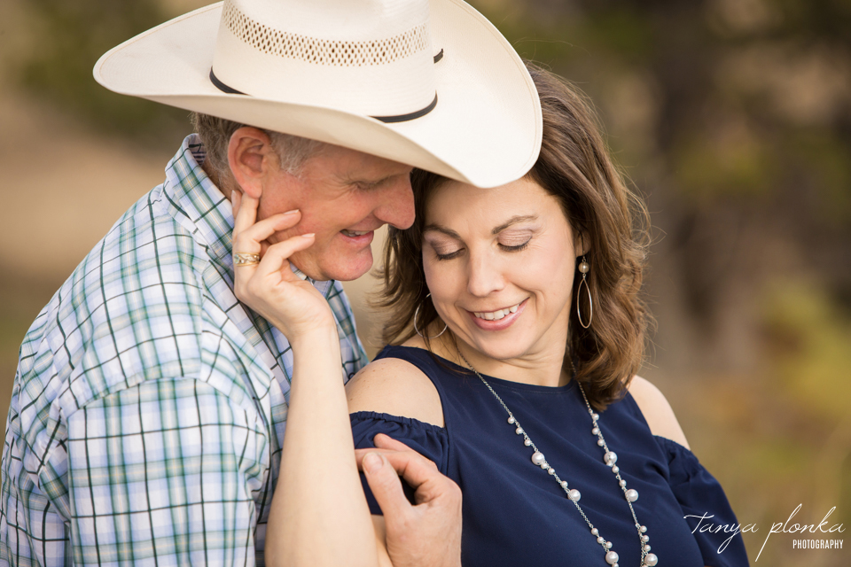 Claresholm engagement photos