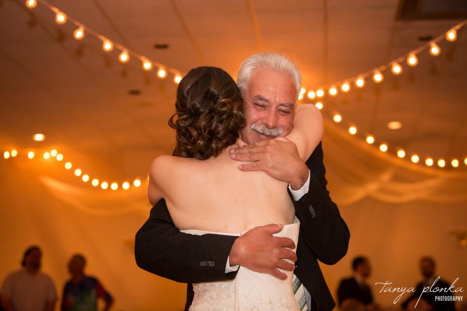 Erin and Taylor, Lethbridge Italian Canadian Club wedding reception
