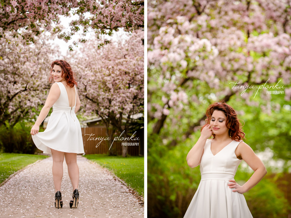 Lethbridge grad dress photography