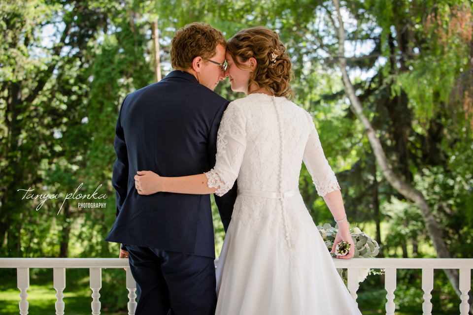 Robyn and Wayne, Norland Estate wedding portraits