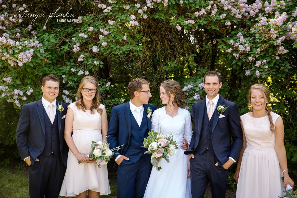 Robyn and Wayne, Henderson Lake wedding photography