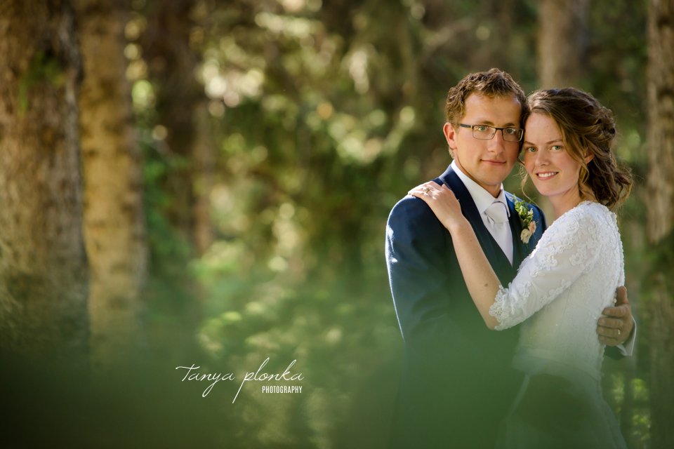 Robyn and Wayne, Henderson Lake wedding photography