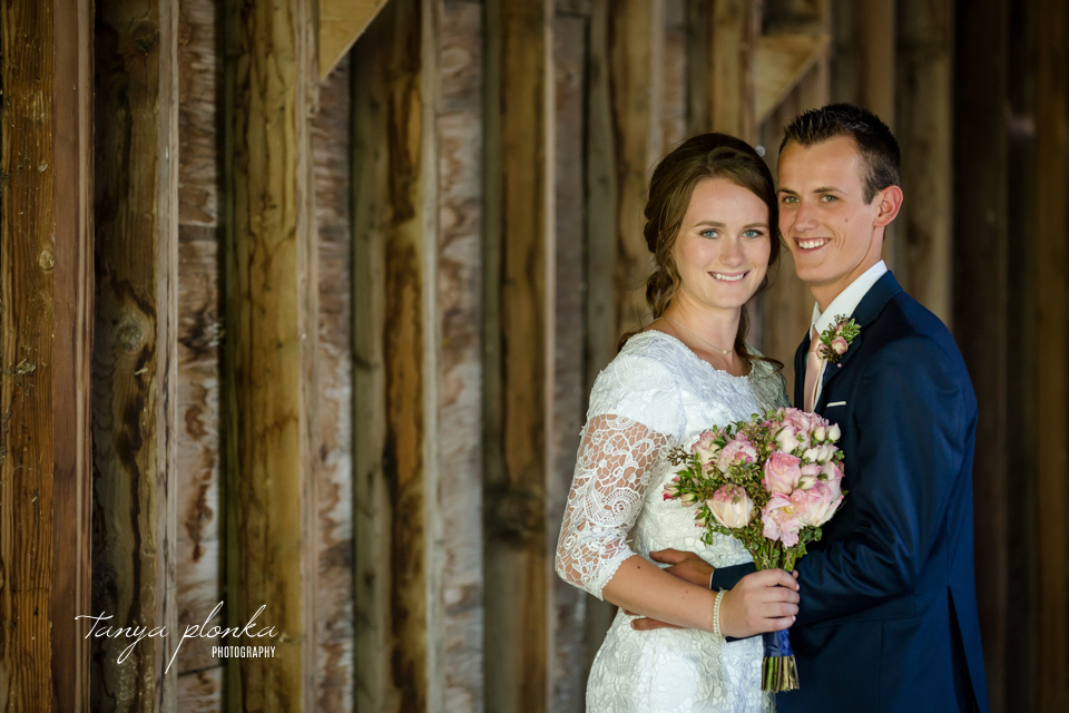 Kate and John, Fort Macleod Wedding Photos