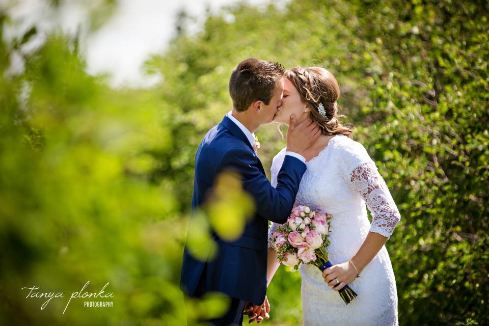 Kate and John, Fort Macleod Wedding Photos