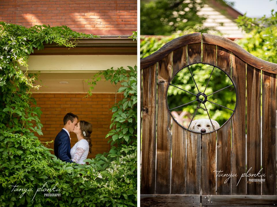 Kate and John, Fort Macleod Wedding Photography