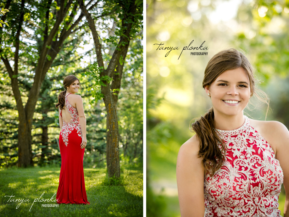 Lethbridge high school graduation portraits