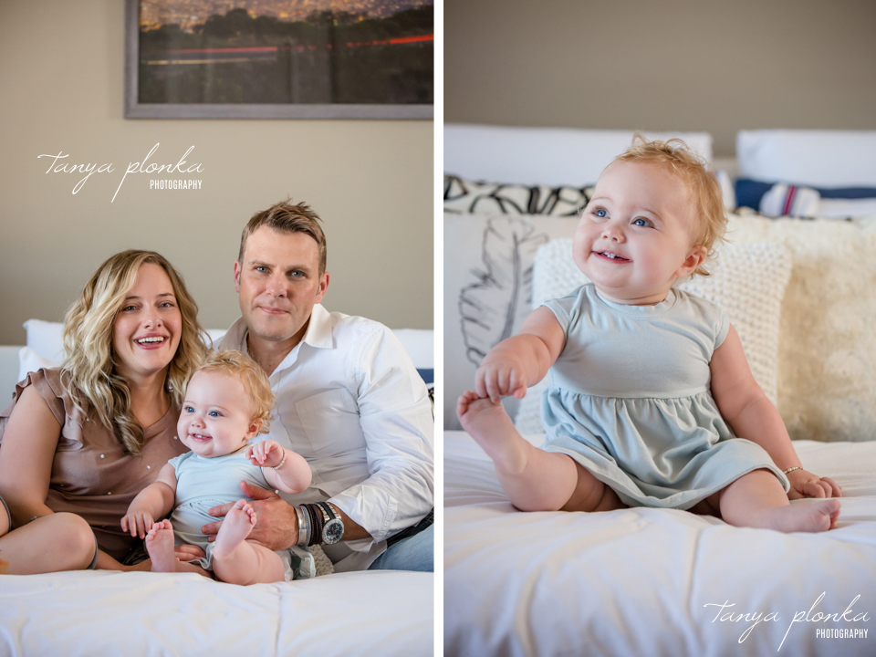 indoor Lethbridge family photography session