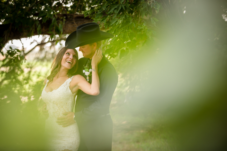 Amanda and Dillon, Vauxhall country wedding