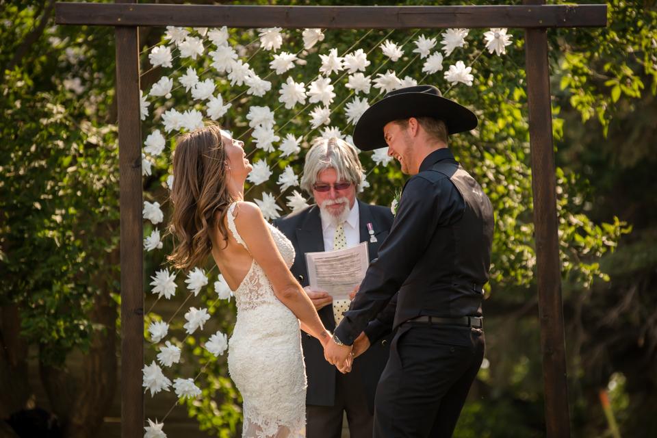 Amanda and Dillon, Vauxhall country wedding