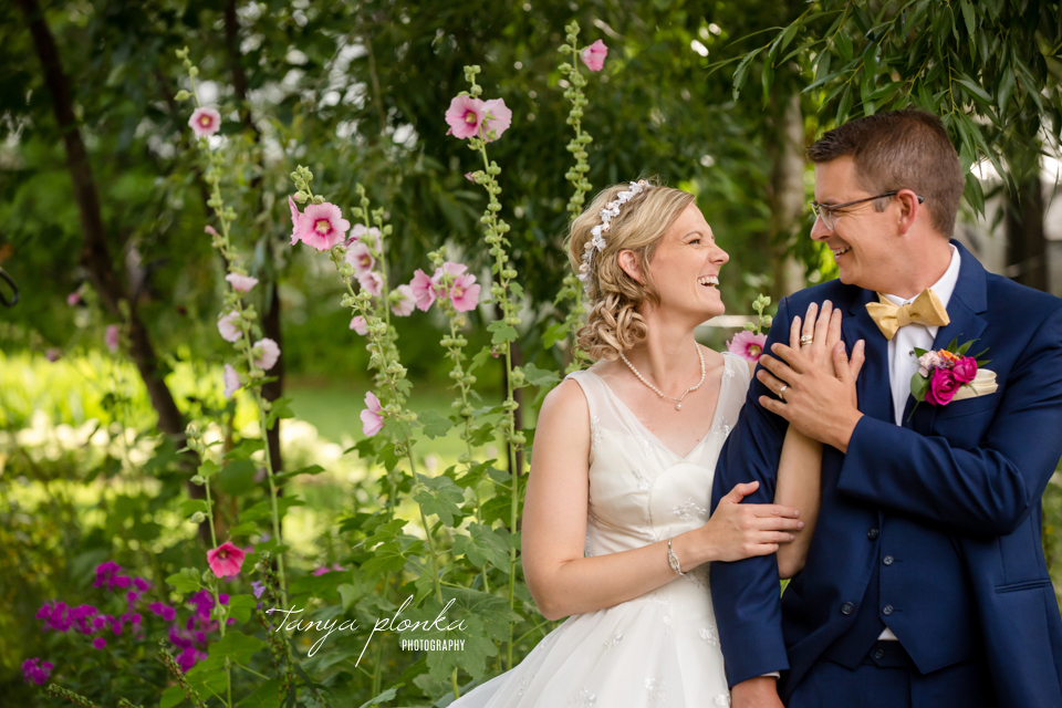 Kathleen & Mike, gorgeous Historic Norland Estate summer wedding