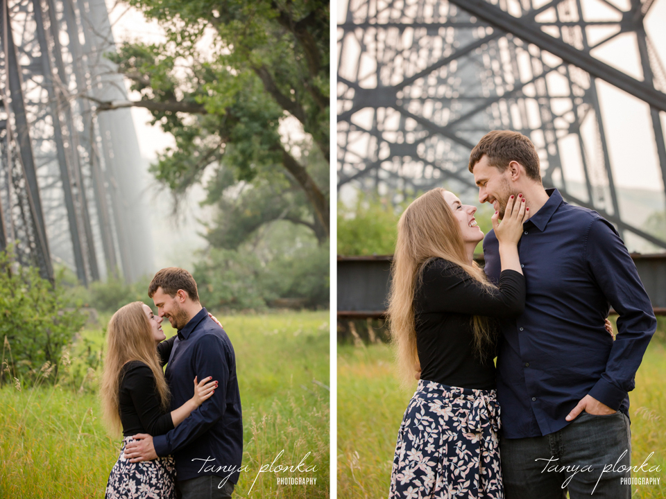Smoky Indian Battle Park Engagement Session