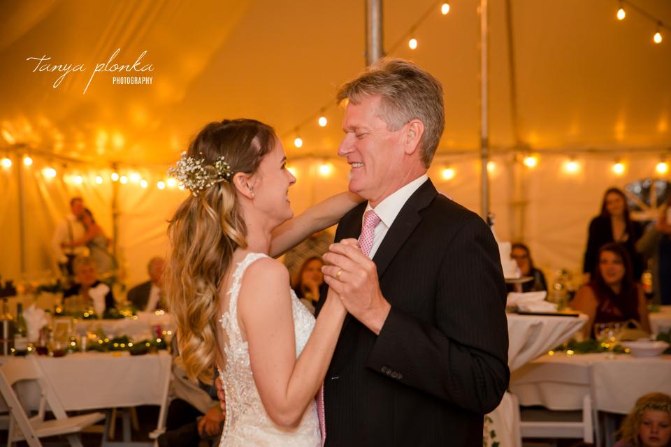 Julia and Kyle, Cardston ranch wedding reception