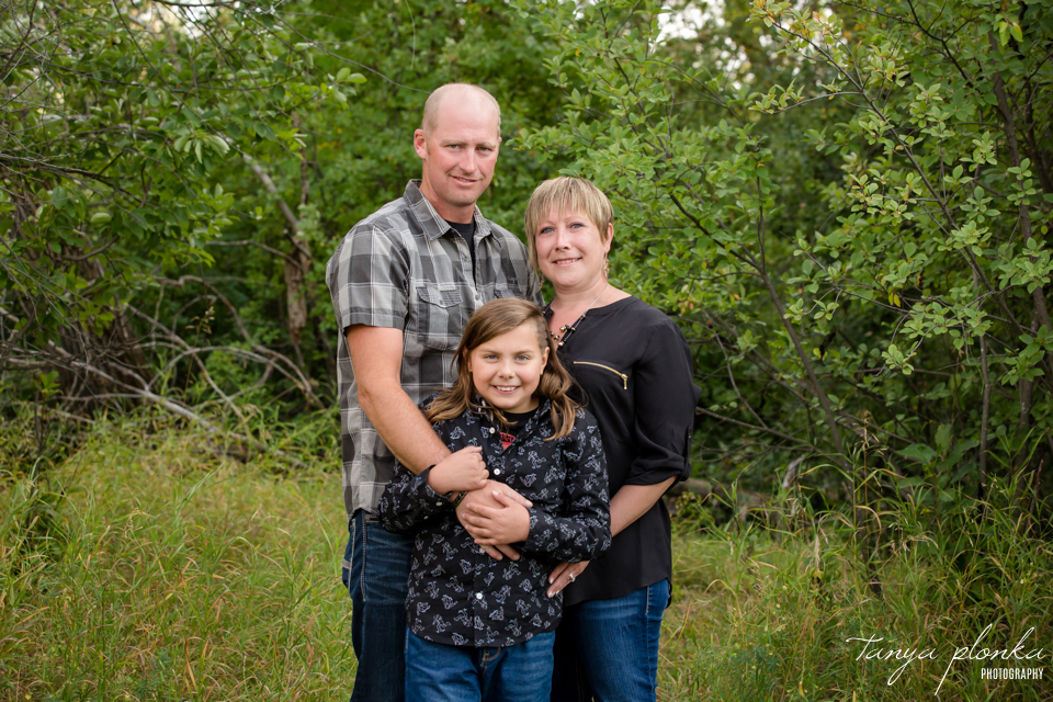 Lethbridge river bottom family photography