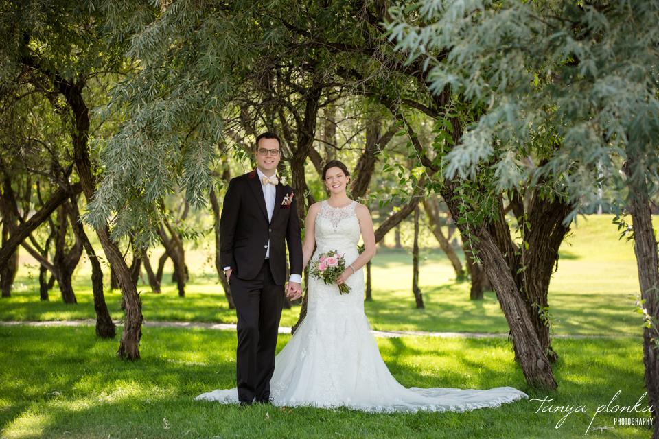 Vanessa and Robbie, Galt Museum wedding photos
