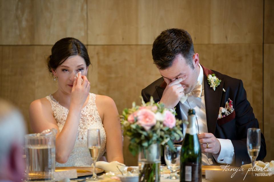 Vanessa and Robbie, Galt Museum wedding reception