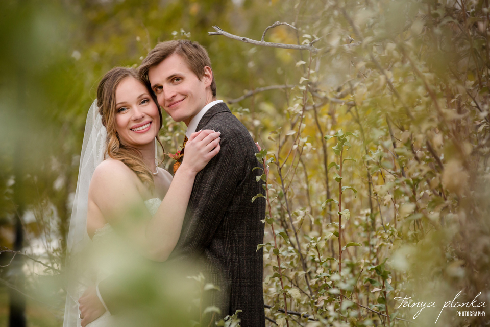 Cassie and Christian, Paradise Canyon Fall Wedding