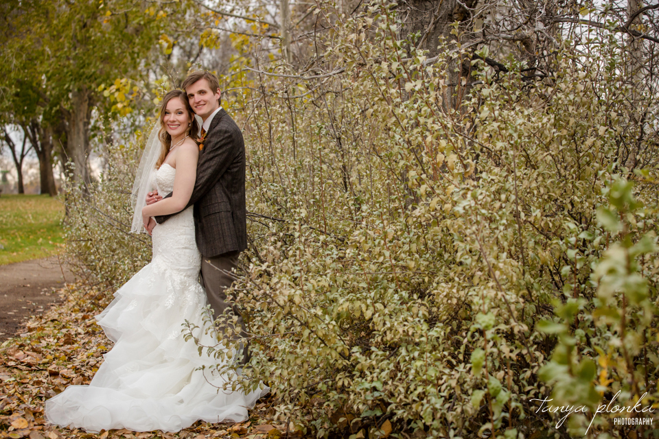Cassie and Christian, Paradise Canyon Autumn Wedding