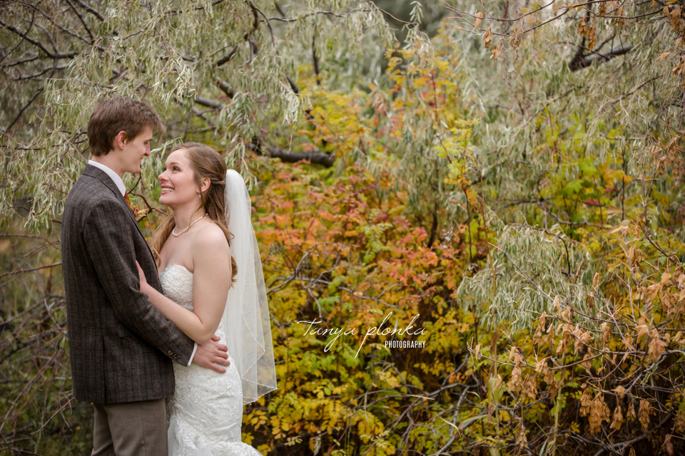 Cassie and Christian, Paradise Canyon Autumn Wedding Photography