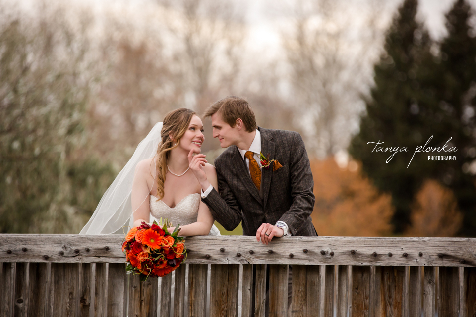 Cassie and Christian, Nicholas Sheran Fall Wedding Photography