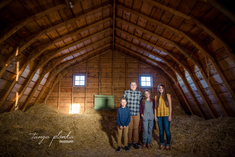 Welling Sibling Family Photos