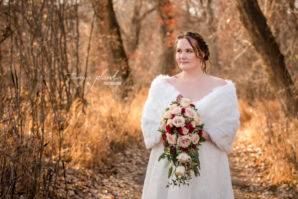 Kendi & Roy, Lethbridge Autumn Wedding Photos
