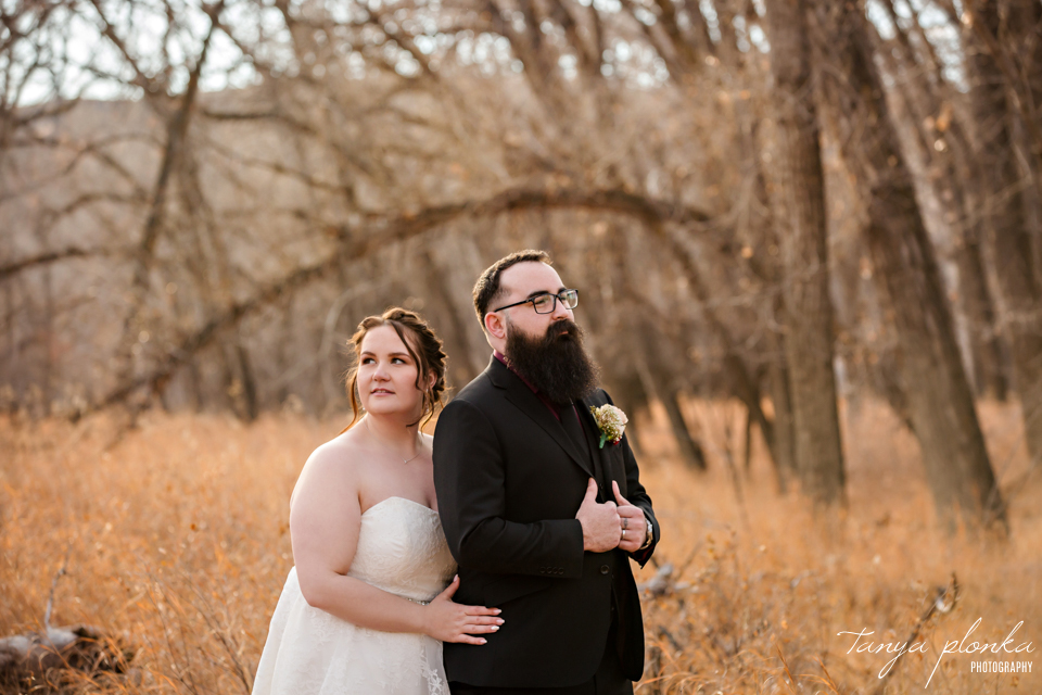 Kendi & Roy, Lethbridge Autumn Wedding Photos
