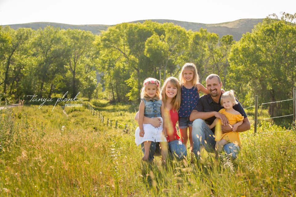 Lethbridge lifestyle family photos