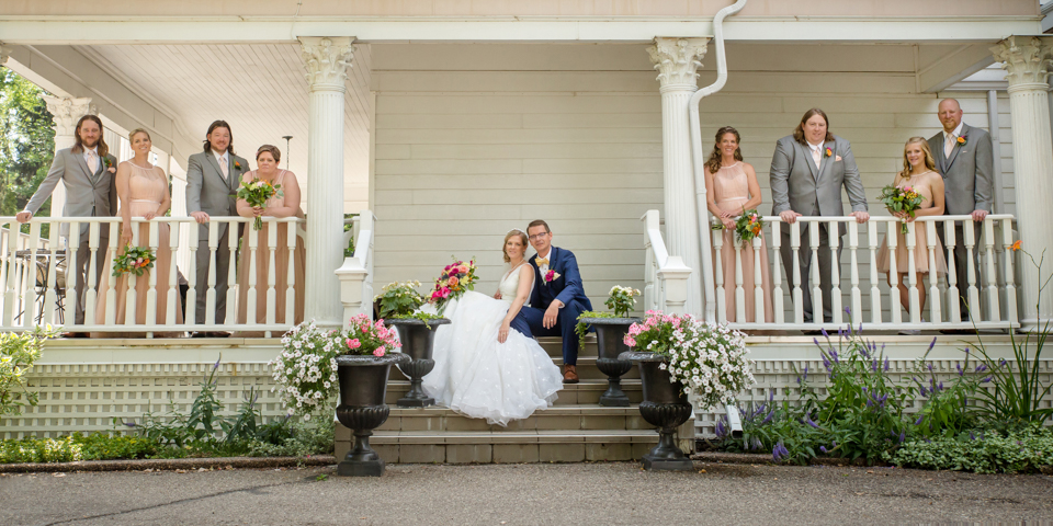 Kathleen & Mike, Colorful Summer Norland Wedding Album