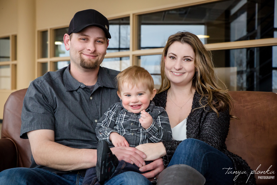 Lethbridge winter family photos