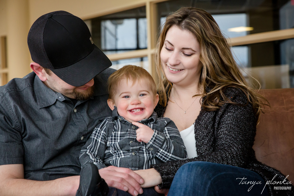 West Lethbridge family photography