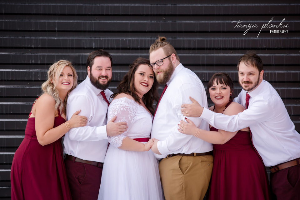 Jordanna & Deiter, Lethbridge Winter Wedding