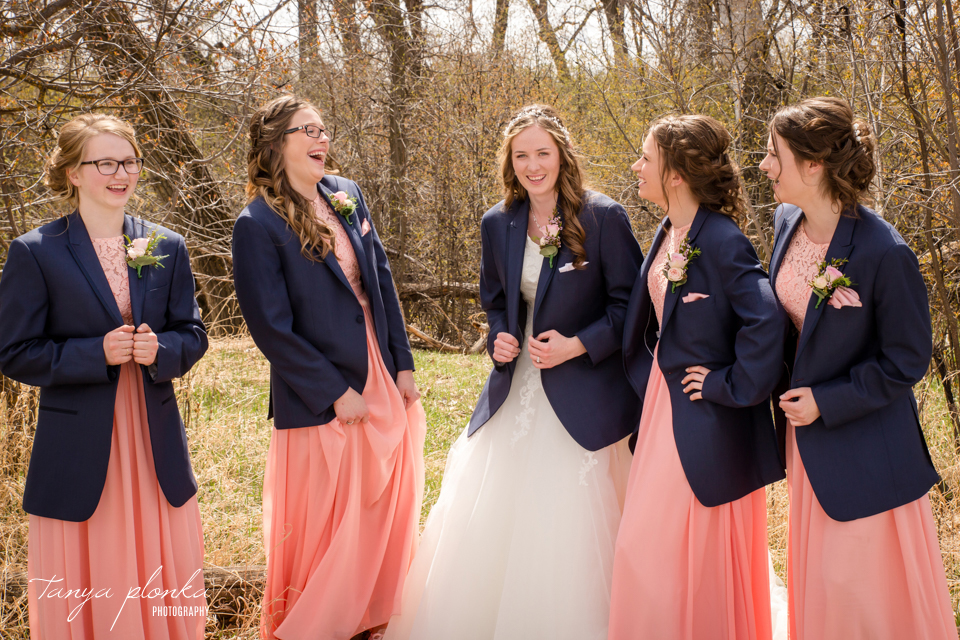 Brittany and Brent, Indian Battle Park wedding photos