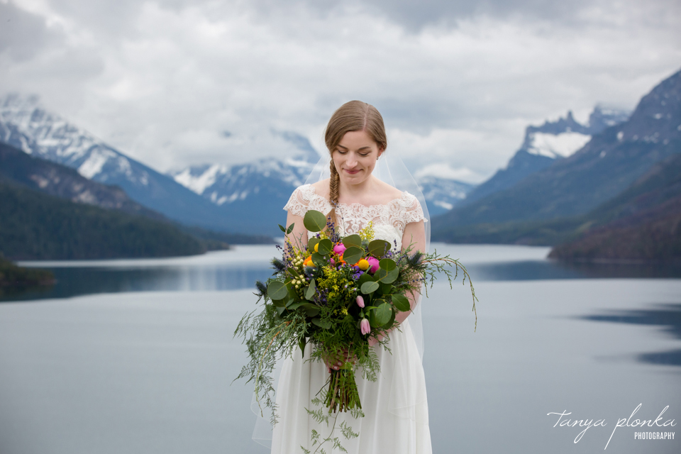 Isabelle and Andrew, Waterton Prince of Wales wedding photos