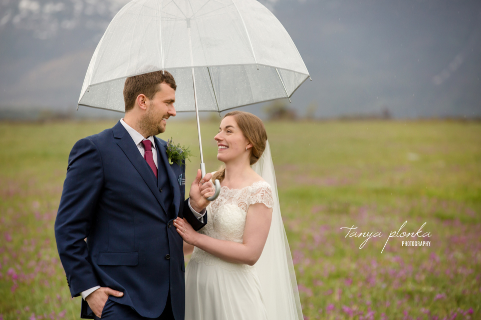 Isabelle and Andrew, Waterton Lakes Park wedding photography
