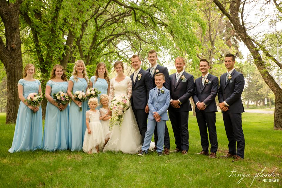 Jannette & Adrian, Henderson Lake wedding photos