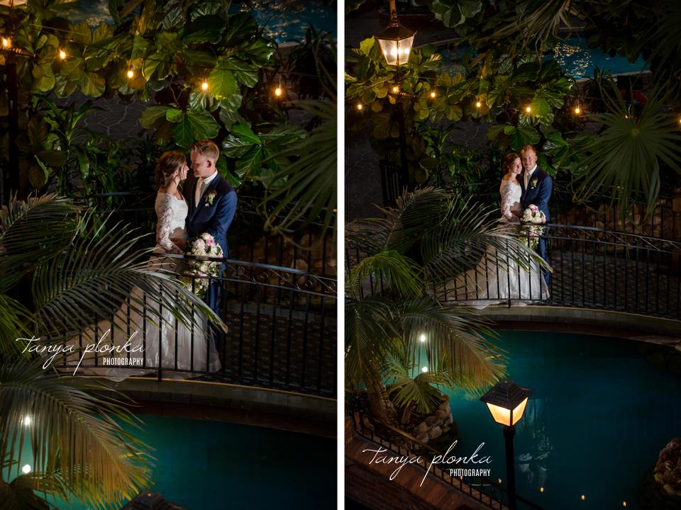 Jannette & Adrian, Lethbridge Lodge evening portraits