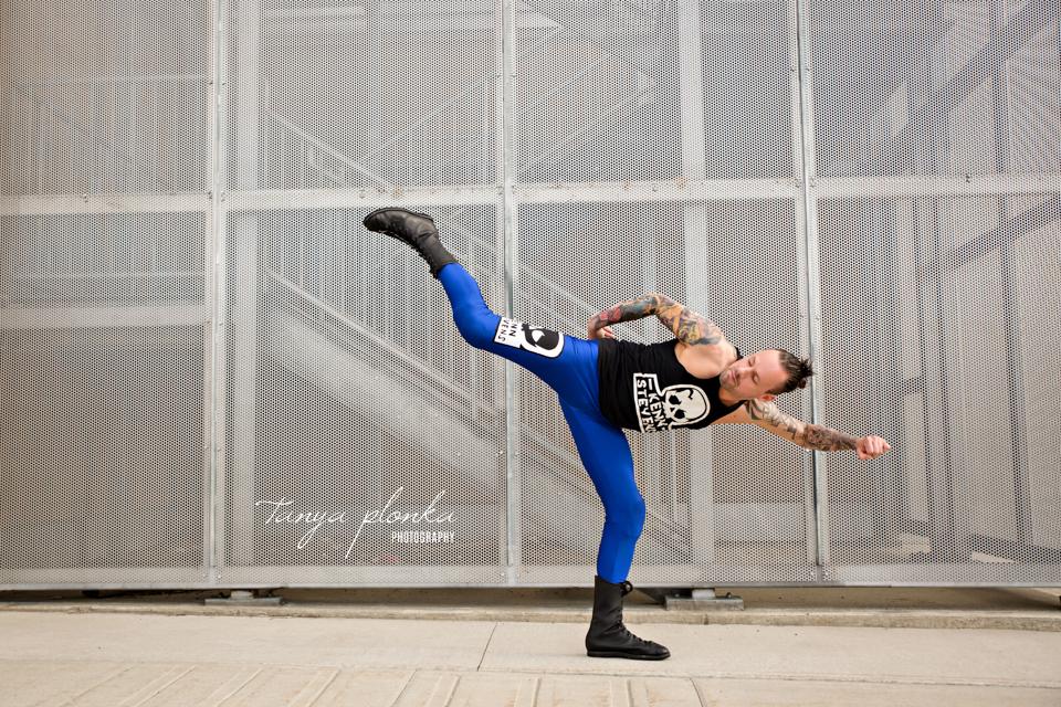 Lethbridge professional wrestling photos