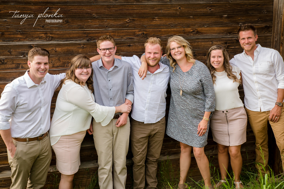 Lethbridge sibling photos