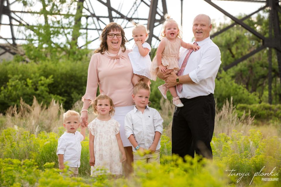 Indian Battle Park anniversary family photos