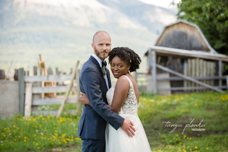 Michelle and Pieter, Gladstone Mountain Ranch Summer Wedding