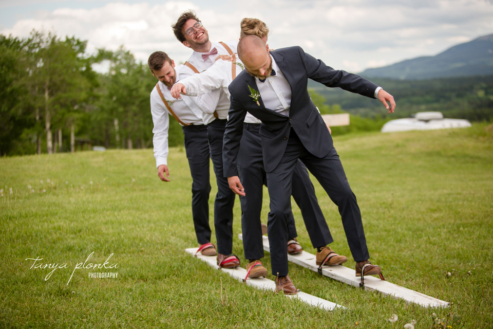 Michelle and Pieter, Gladstone Mountain Ranch Wedding