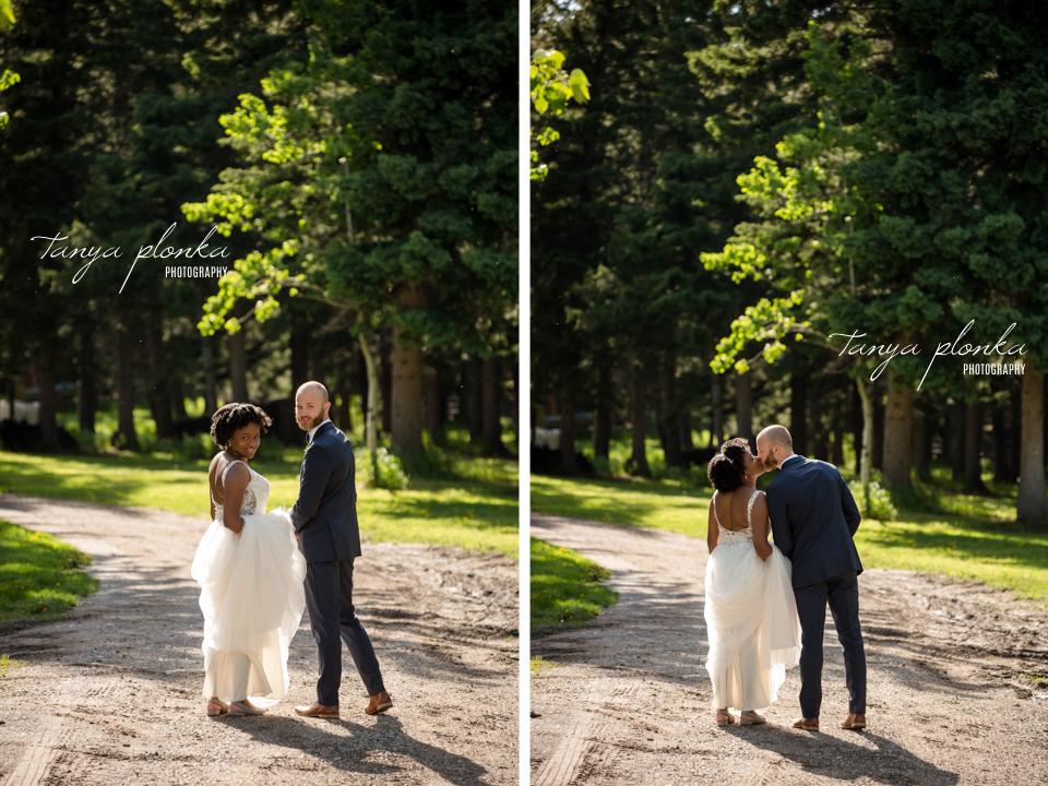 Michelle and Pieter, Gladstone Mountain Ranch Summer Wedding