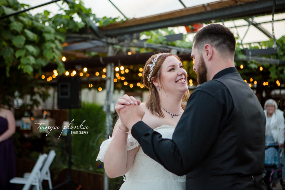 Catherine and Douglas, Springbreak Flower Farm Summer Wedding
