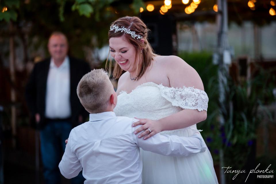 Catherine and Douglas, Springbreak Flower Farm Summer Wedding