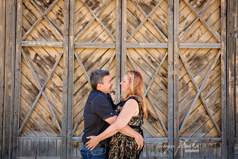 Crowsnest Pass engagement session