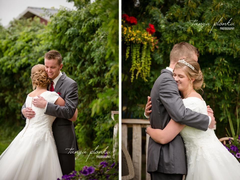 Tacey & Brendan, first look wedding photography