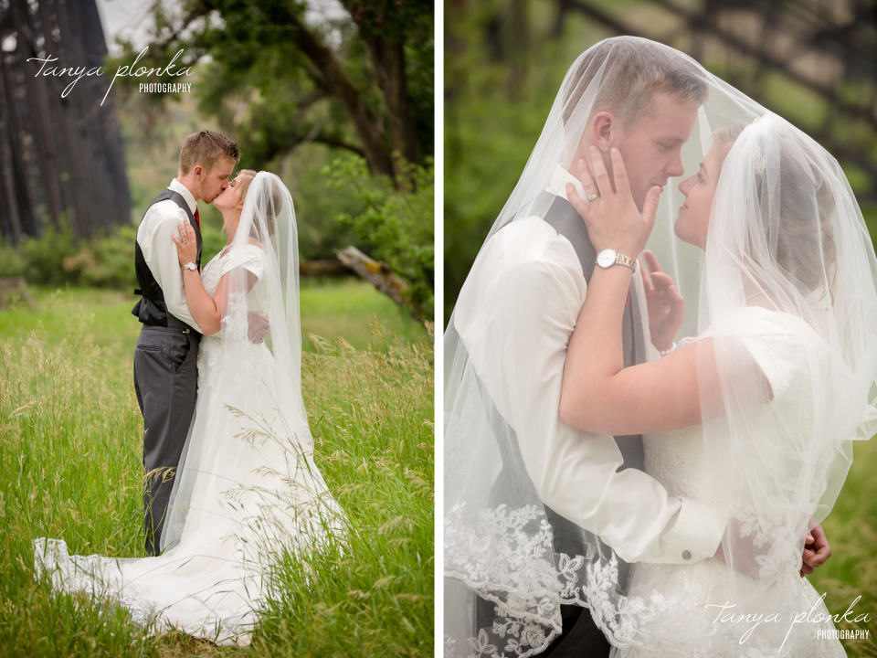 Tacey & Brendan, Lethbridge wedding photography