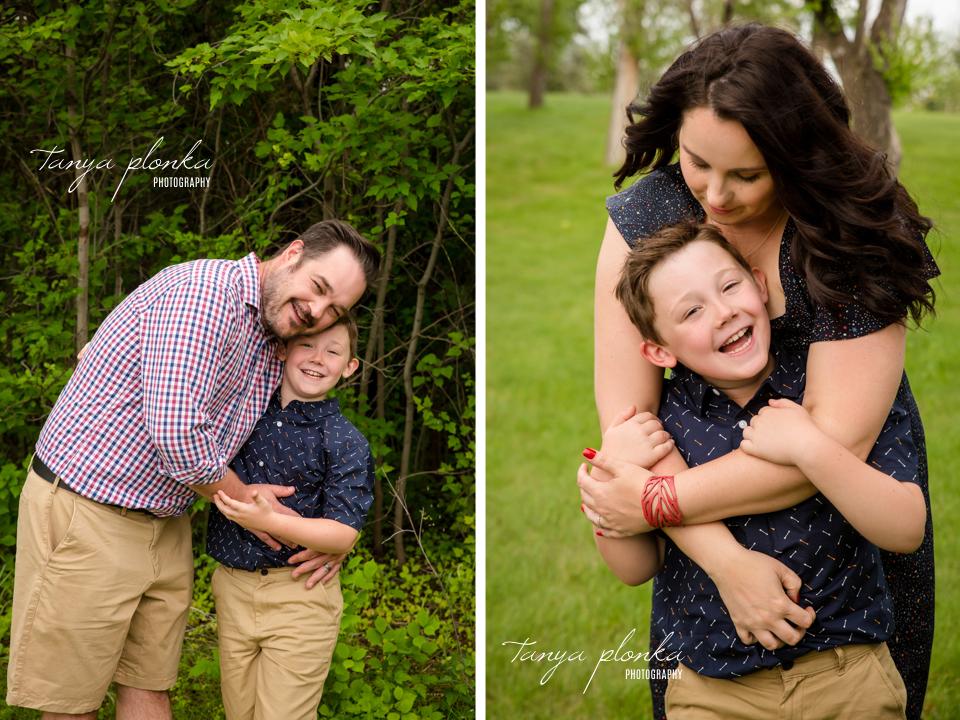 Lethbridge family photography